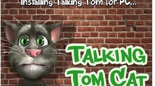 android talking tom cat free  to pc