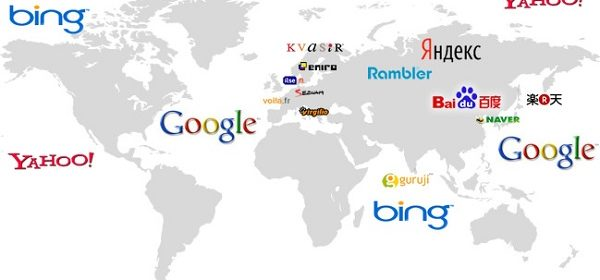 Top 10 Most Popular Search Engines - DICC