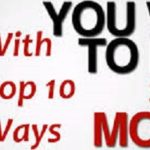 Top 10 Ways To Make Money With A Blog