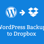 Backup WordPress Blog To Dropbox + Plugins