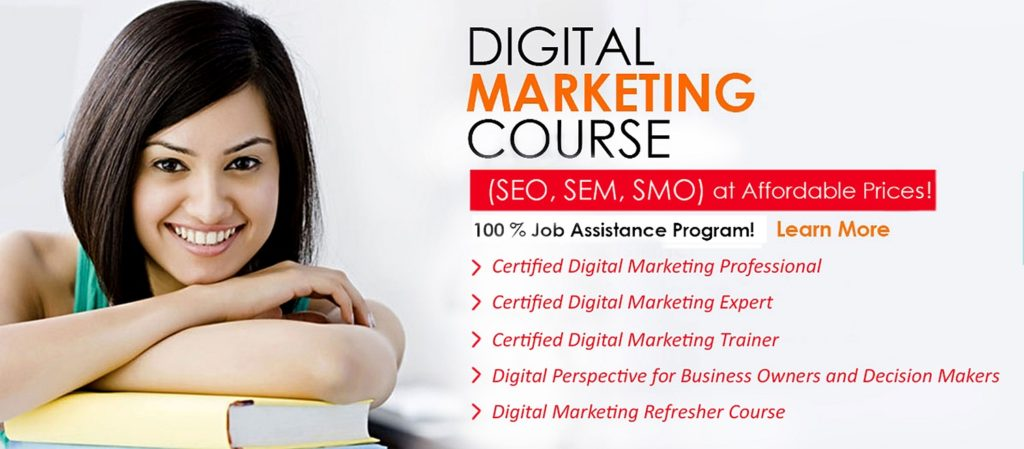 best digital marketing institute in north delhi