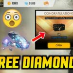 Earn diamonds for free in Free Fire