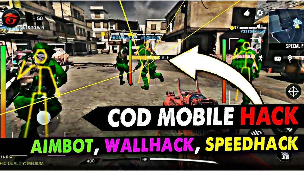 Call of Duty Mobile Hacks Aimbot, Wallhack, Radar Hack, Ammo Hacks