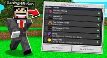 How To Add Friends In Minecraft Hacking And Gaming Tips