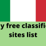 List of Classified Sites in Italy