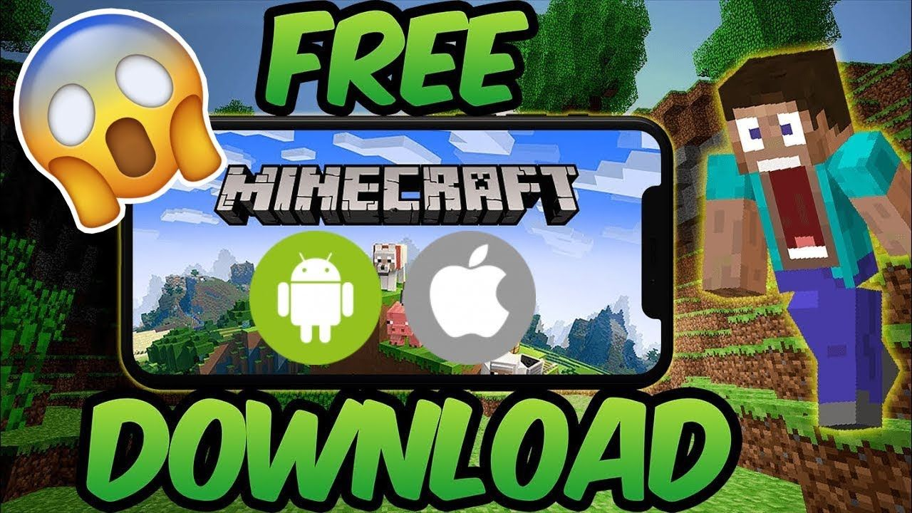 How to get Minecraft PE for free iOS and Android - Hacking and